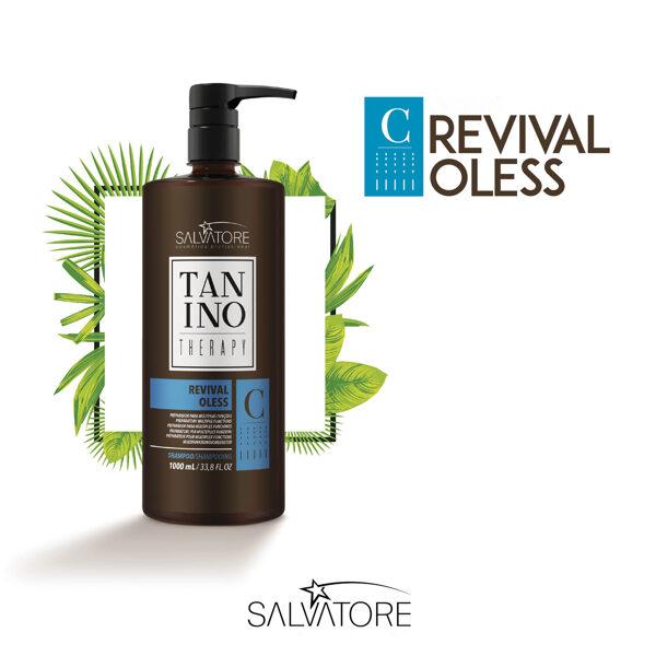 Tanino Therapy mitrinošs šampūns