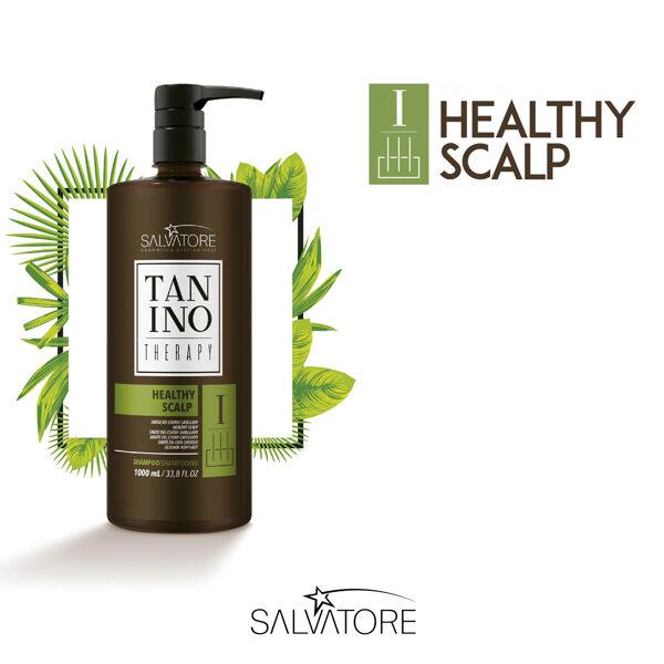 Tanino Therapy terapeitisks šampūns galvas ādai