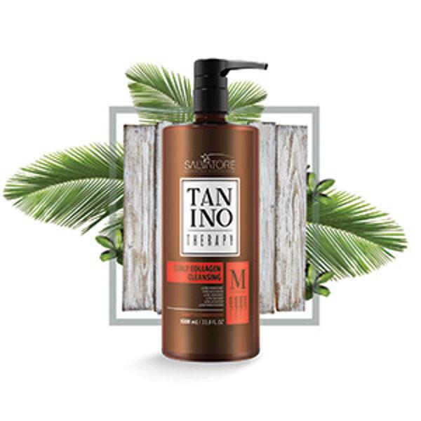 Tanino Therapy šampūns cirtainiem matiem