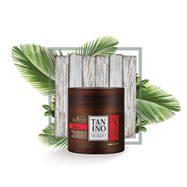 "Tanino Therapy маска для кудрявых волос с коллагеном ""N"""